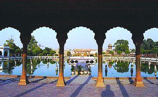 Shalimar Garden